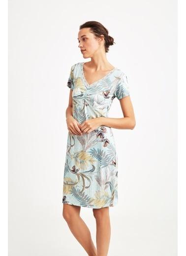 Catherines Ev Elbisesi Yeşil